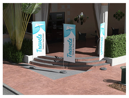 Fly banner surf online