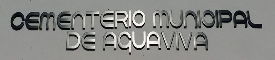 Letras recortadas de PVC lacado color