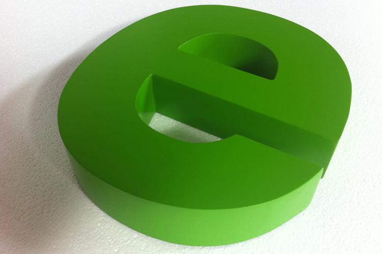 Letras corp reas letra corp rea de todo tipo - Fabricacion letras corporeas ...